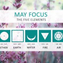 May Focus: Τα πέντε στοιχεία (pancha mahabhuta)