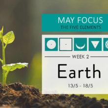 May Focus Week 2: Το στοιχείο της Γης (Prithvi)
