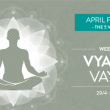 April Focus Week 5: Vyana Vayu