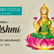 25-27 February Focus: Lakshmi