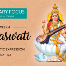 28-2 February Focus: Saraswati
