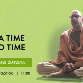 Yoga Time in No Time με τον Alessandro Ortona