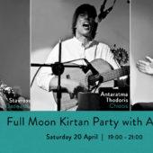 Full Moon Kirtan Party με τους Adi Shakti
